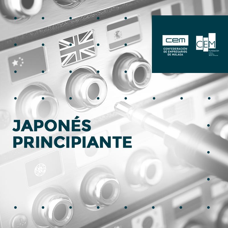 JAPONÉS PRINCIPIANTE