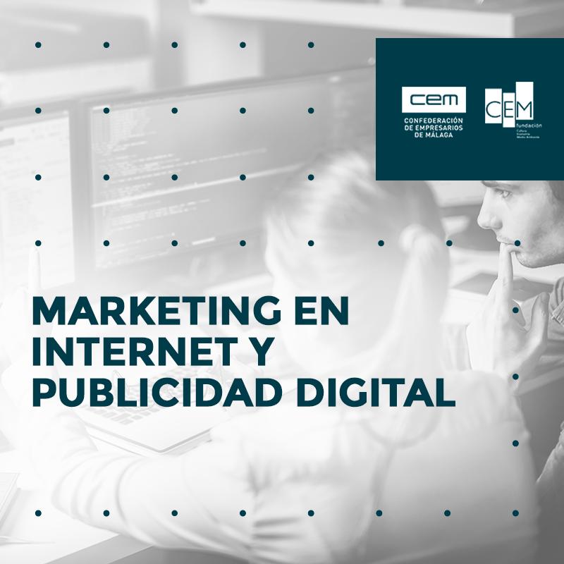 MARKETING EN INTERNET Y PUBLICIDAD DIGITAL